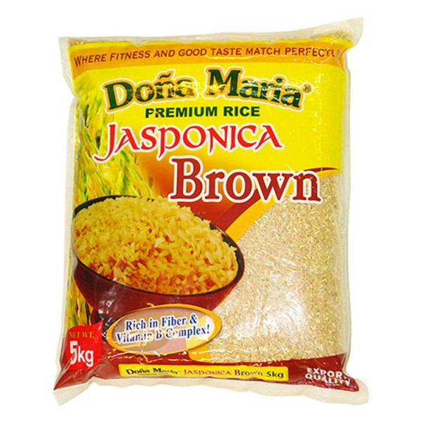 Doña Maria Jasponica Brown Rice
