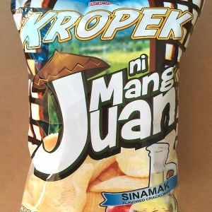 Kropek Sinamak Flavor