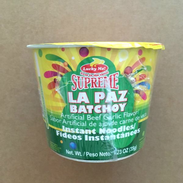 Lucky Me Supreme La Paz Batchoy