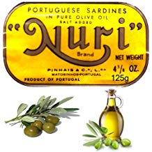 Nuri Sardines in Pure Olive Oil