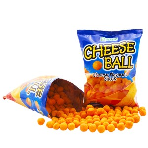 Filipino Cheese Balls