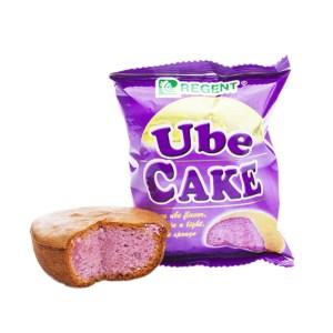 Ube Sponge Cake