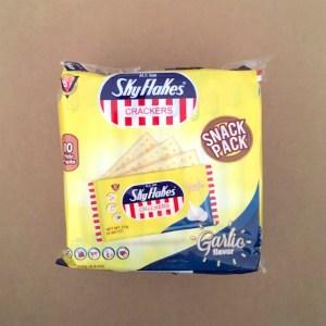 Garlic Skyflakes Snack Pack