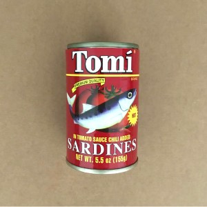 Philippine Sardines in Can