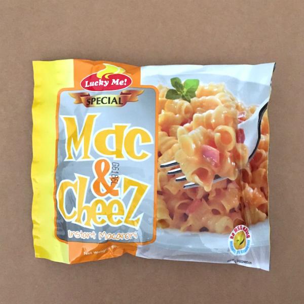 Lucky Me Mac & Cheez
