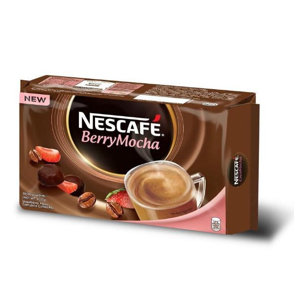 Nescafe BerryMocha Coffee Mix