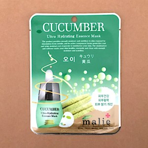 Cucumber Hydrating Face Mask