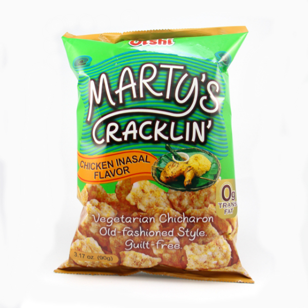 Marty's Cracklings Chicken Inasal Flavor