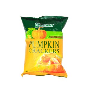 Pumpkin Crackers