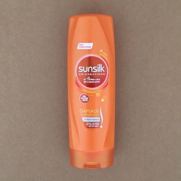 Sunsilk Damage Reconstruction