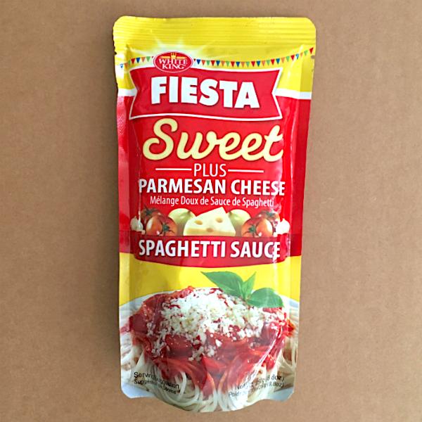 Fiesta Spaghetti Sauce