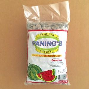 Paning's Dried Watermelon Seeds