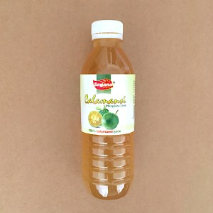 Calamansi Juice in Plastic Bottle