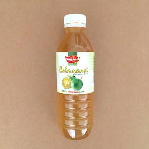 Calamansi Juice in Plastic Bottle