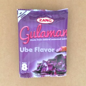 Ube Gulaman