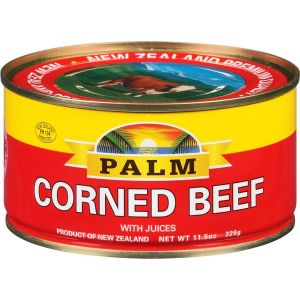 Corned Beef from New Zealand