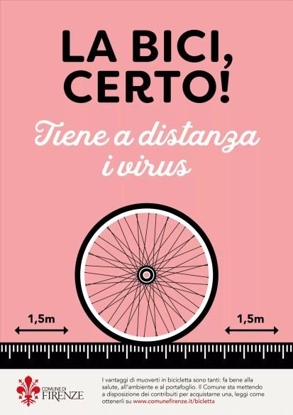Campagna bicicletta