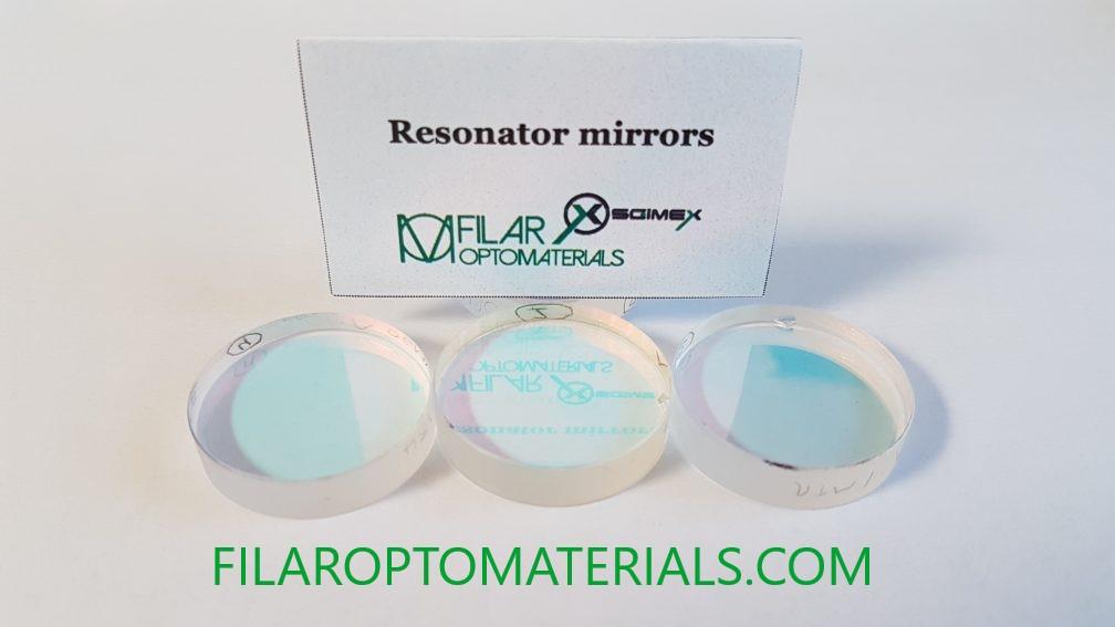 Resonator mirrors