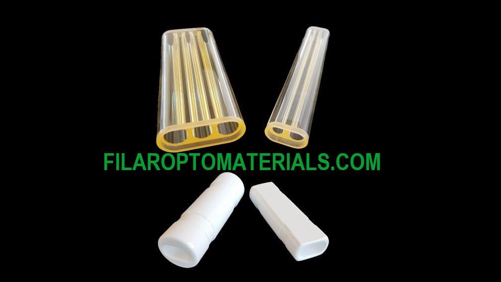 Samarium and ceramic cavities