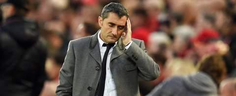 ΒΙΝΤΕΟ: Στα «σχοινιά» ο Βαλβέρδε! Οι αλλεπάλληλες αποτυχίες του στο Champions League