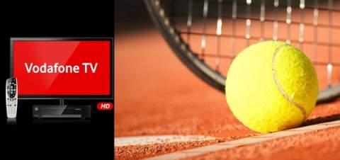 Vodafone TV & Roland Garros: Τι θα δείτε - Που θα το δείτε