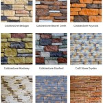 Manufactured Stone Wall Claddings Philippines
