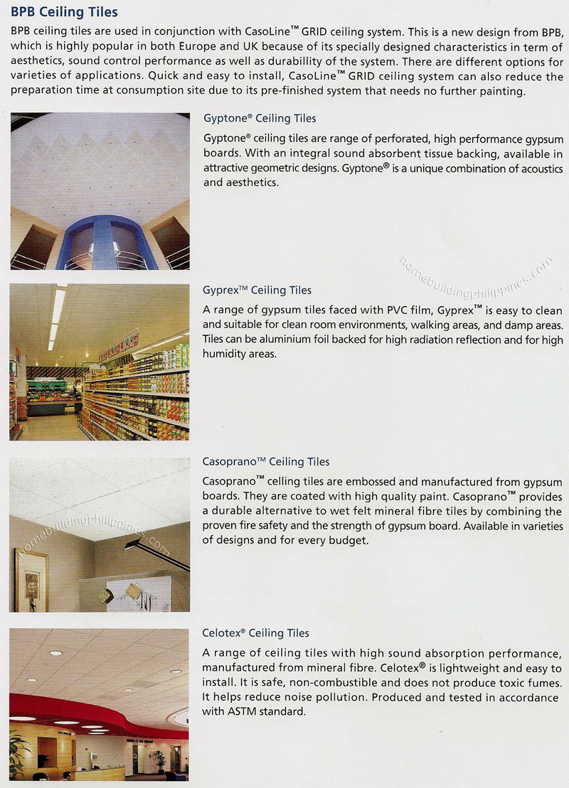 Gyprex ceiling tiles integralbook ceiling tiles for casoline grid system dailygadgetfo Image collections
