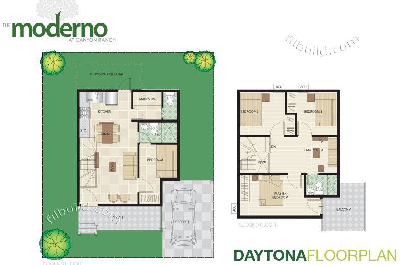 3 Bedroom House Designs And Floor Plans Philippines House Plans