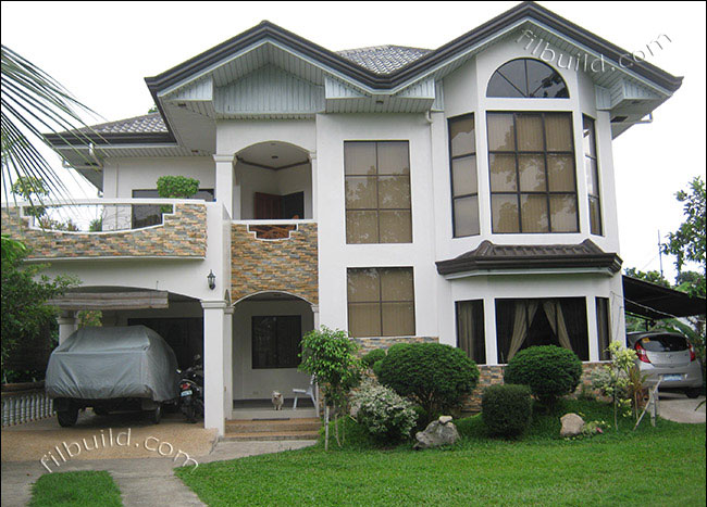 Real Estate Dumaguete City Semi Furnished Two Storey House