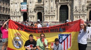 CHAMPIONS, A MILANO CARTELLINO ROSSO PER LA FIFA: STOP STRAGI IN QATAR!