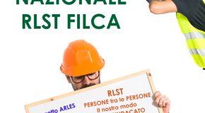 A FINE OTTOBRE LA 16ESIMA ASSEMBLEA ANNUALE DEGLI RLST FILCA