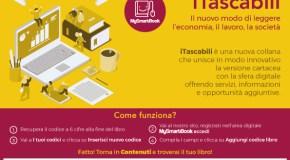 """CARTACEO E DIGITALE INSIEME: EDIZIONI LAVORO LANCIA """"iTASCABILI"""""""