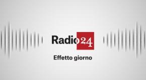 """GRONDA DI GENOVA, MACALE A RADIO24: """"CONGELAMENTO DELL'OPERA FATTO GRAVE, RIPERCUSSIONI SU OCCUPAZIONE ED ECONOMIA NAZIONALE"""""""