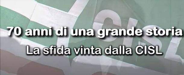 30 APRILE 1950-30 APRILE 2020: I 70 ANNI DELLA CISL!