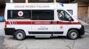 FONDO SANEDIL, DONATA UN'AMBULANZA ALLA CROCE ROSSA ITALIANA
