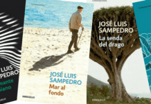"""""""Un mundo en el desván de José Luis Sampedro"""" nos mete en el taller del escritor a través de material inédito de su archivo personal."""