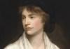 """La filósofa Mary Wollstonecraft nació en Spitalfields (Inglaterra) el 27 de abril de 1759 y murió el 10 de septiembre de 1797. Unos días antes había dado a luz a su hija Mary, que años más tarde escribiría la obra """"Frankenstein""""."""