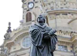 La Reforma protestante de Lutero marcó el curso de buena parte de las sociedades de Occidente.