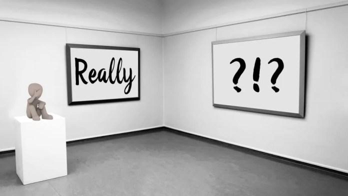 El escéptico es alguien que duda o está en desacuerdo con lo que está comúnmente aceptado como verdad. La palabra