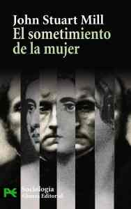 """""""El sometimiento de la mujer"""", en versión de Alianza Editorial."""