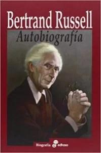 """""""Autobiografía"""" de Bertrand Russell (Edhasa)"""