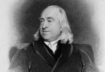 Jeremy Bentham, fundador del utilitarismo.