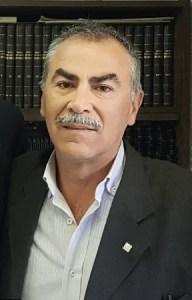 Luis Domínguez, gerente de la librería de Humanidades Marcial Pons.