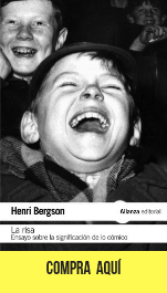 """La risa"", de Henri Bergson, en Alianza."