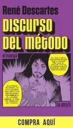 """""""Discurso del método"""", de René Descartes, en la versión manga de La Otra H."""