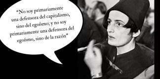 Nadie ha dado mayor valor al ego, la libertad y la independencia del individuo frente a la masa que el objetivismo de Ayn Rand (1905-1982).