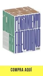 """""""Obras completas"""" de Sigmund Freud, en Biblioteca Nueva."""