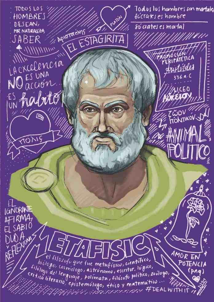 Aristóteles-Rebeldes con causa