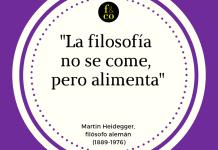 Frase filosófica: Heidegger #1