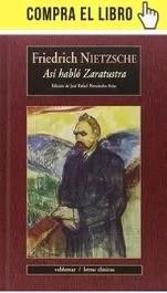 Así hablo Zaratustra, de Friedrich Nietzsche (Valdemar)